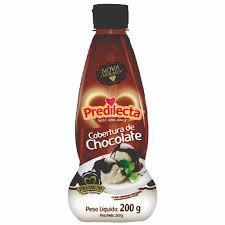 imagem de Cobertura Predilecta Chocolate 200g