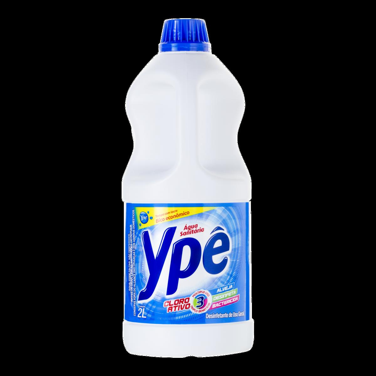 imagem de Água Sanitária Ypê 2L