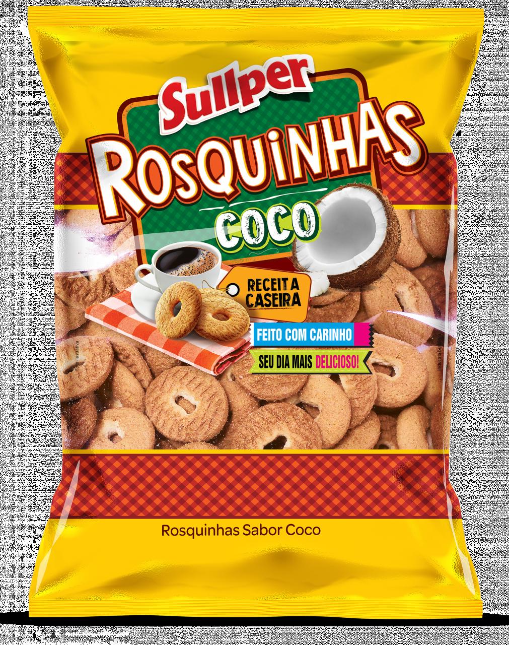 imagem de Rosquinha Sullper Coco 700g