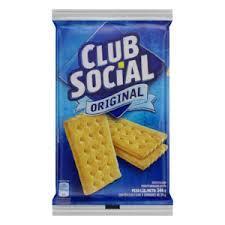 imagem de Biscoito Club Social Salpet Original 144g
