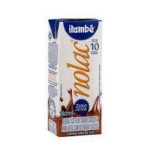 imagem de Bebida Láctea Itambe Nolac  Chocolate 180ml