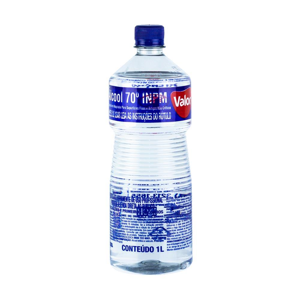 imagem de Álcool Valor 70° INPM 1L