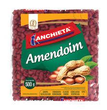 imagem de Amendoim Anchieta  Vermelho 500g