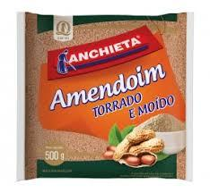imagem de Amendoim Anchieta Torrado e Moído 500g