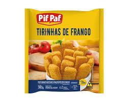 imagem de Empanados Pif Paf Tirinhas de Frango 300g