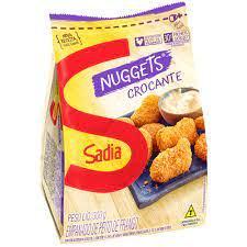 imagem de Empanados Nuggets Sadia Frango Crocante 300g