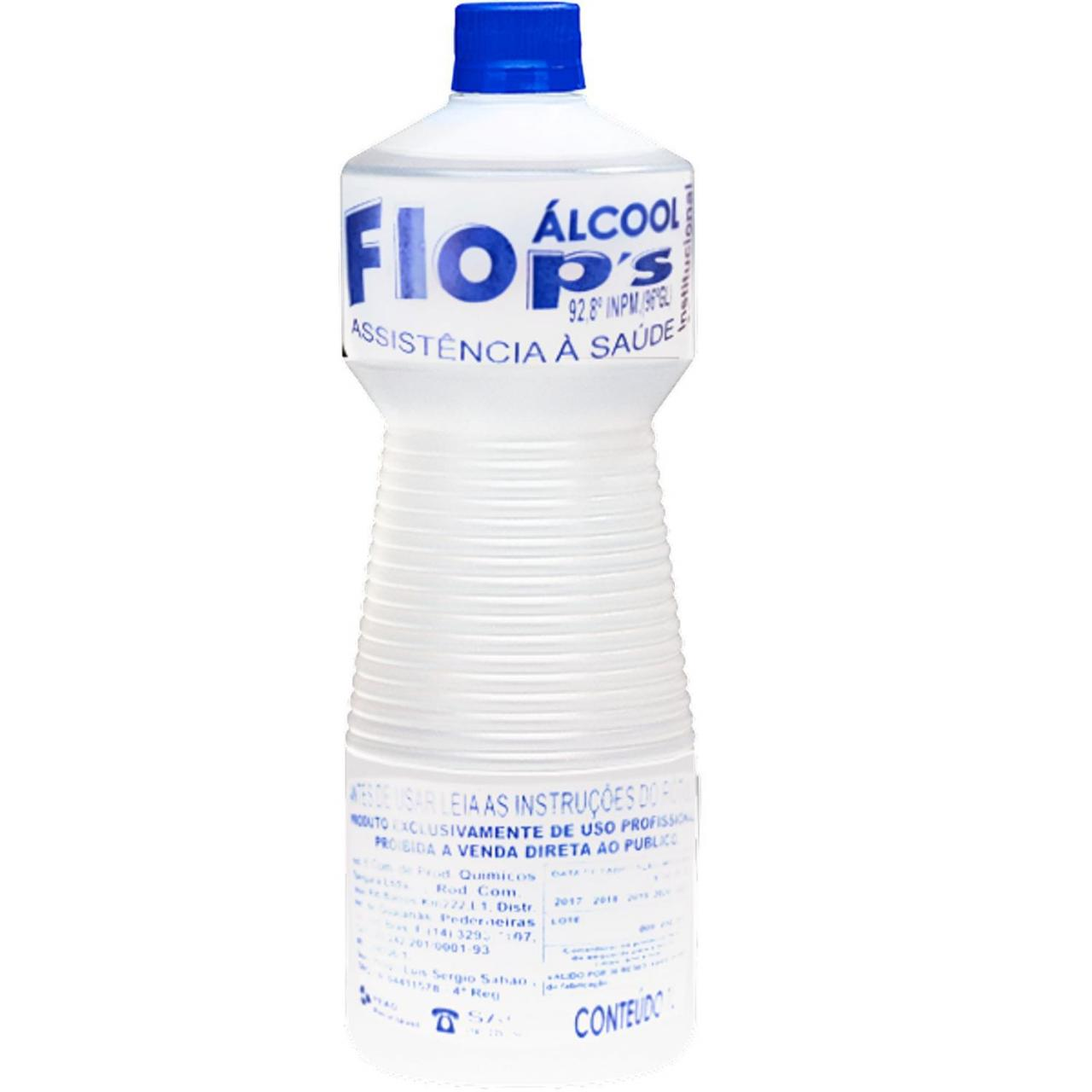 imagem de Álcool Flop's 92.8° INPM 1L