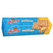 imagem de Biscoito Aymore Cream Cracker Manteiga 200g
