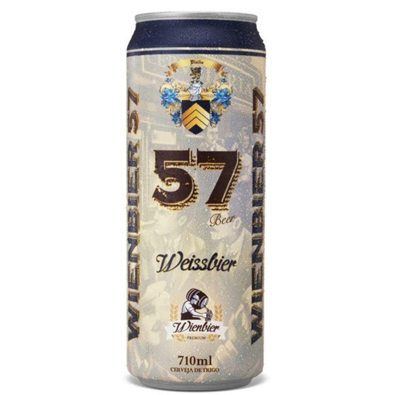 imagem de Cerveja Wienbier 57 Weiss Trigo 710ml