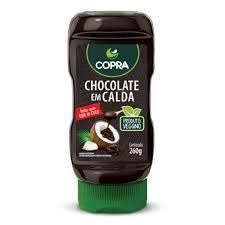imagem de Cobertura Copra Chocolate  Vegano 260g