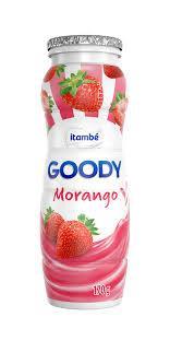 imagem de Bebida Láctea Itambe Goody Morango 170g