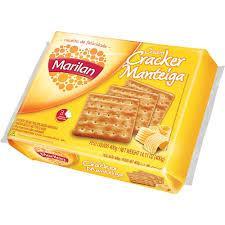 imagem de Biscoito Marilan Cracker Manteiga 400g