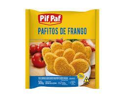 imagem de Empanados Pif Paf Pafitos de Frango 300g