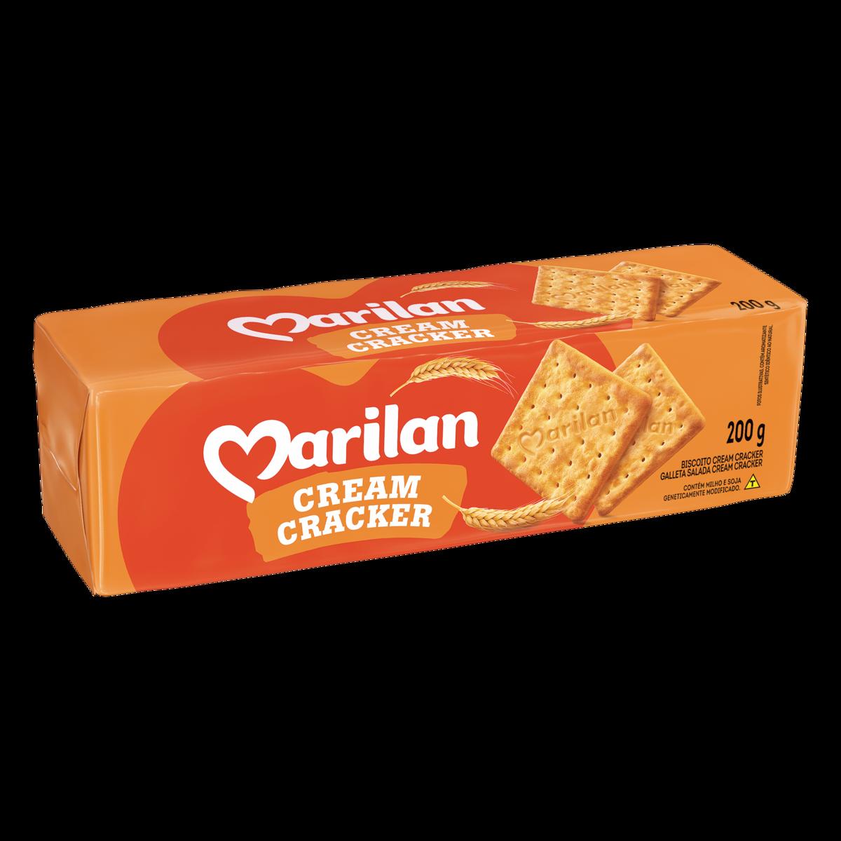 imagem de Biscoito Marilan Cream Cracker 200g
