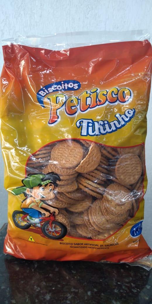 imagem de Biscoito Petisco 1k