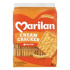 imagem de Biscoito Marilan Cream Cracker 400g