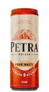 imagem de Cerveja Lata Petra Origem Puro Malte 350ml