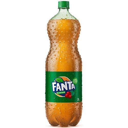 imagem de Refrigerante Fanta Guaraná 2L